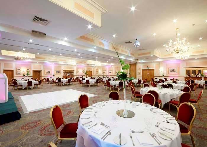 Weddings Last Drop Village Hotel Spa Bolton